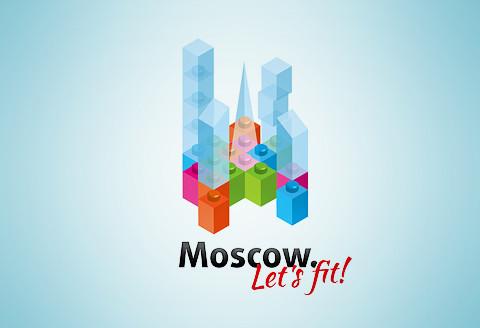 Логотип Let's fit!